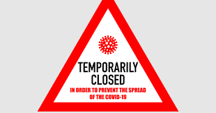 1879 Tennis&Squash Club Closed until further notice due to Covid 19 restrictions - 5th January 2021