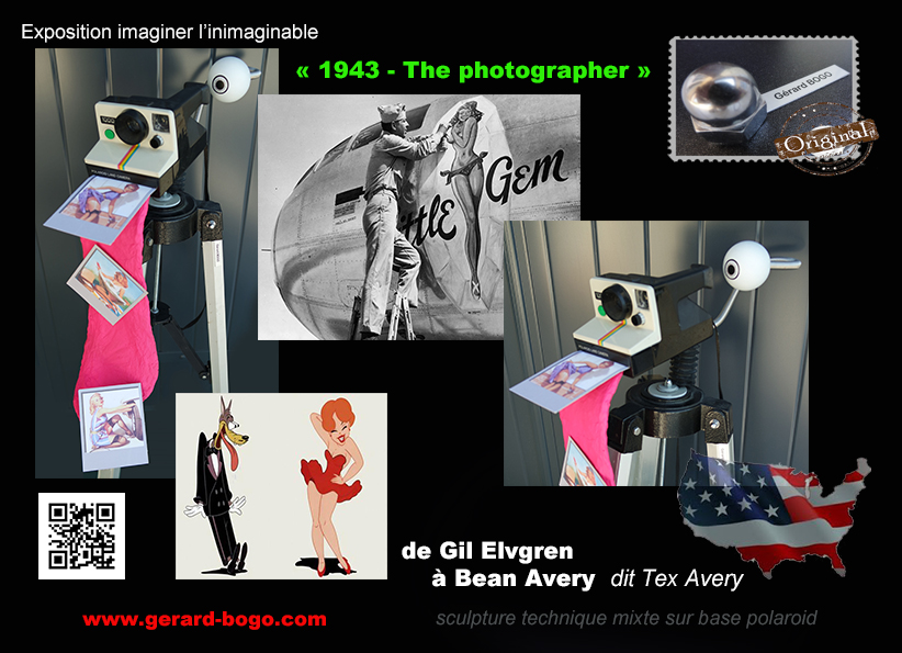 GERARD-BOGO  IMAGINER 1943 LE PHOTOGRAPH