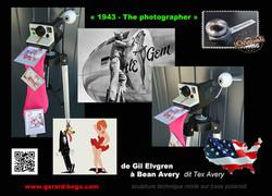 GERARD BOGO  1943 LE PHOTOGRAPHE