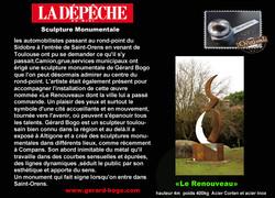 GERARD-BOGO MAIRIE DE SAINT-ORENS 31.3 .