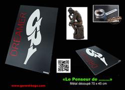 GERARD-BOGO LE PENSEUR