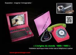 GERARD-BOGO IMAGINER L'ORIGINE DU MONDE