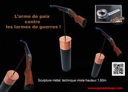 GERARD-BOGO L'ARME DE PAIX