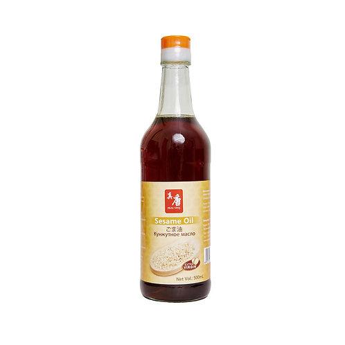 Кунжутное масло REAL TANG 500 мл (12 шт.)