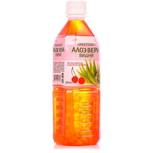 Напиток Алоэ Вера LOTTE | Вилня 0,5 л (20 шт)