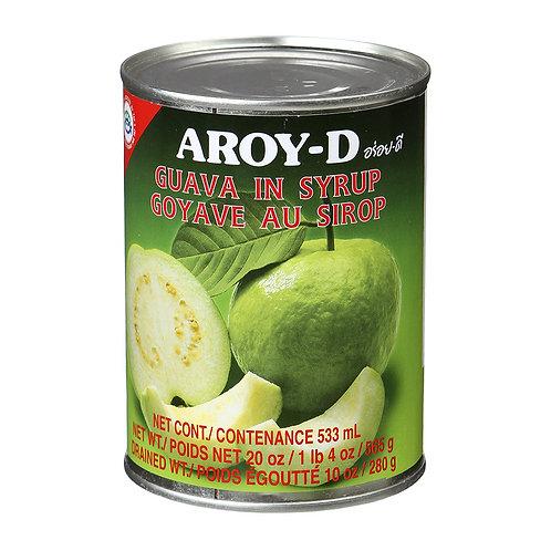 Гуава в сиропе AROY-D 565 г (24 шт.)