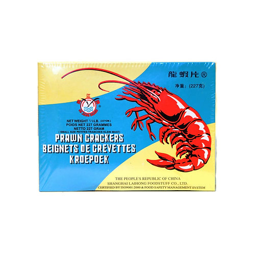 Креветочные чипсы Ou Jiang 227 г (60 шт.)