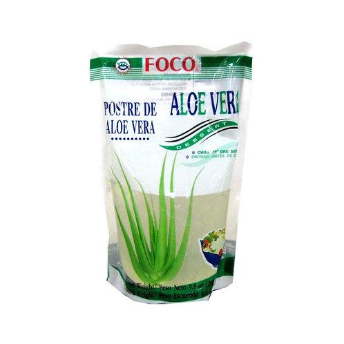 Десерт FOCO «Алое Вера» со вкусом мускатного ореха 280 г (24 шт.)