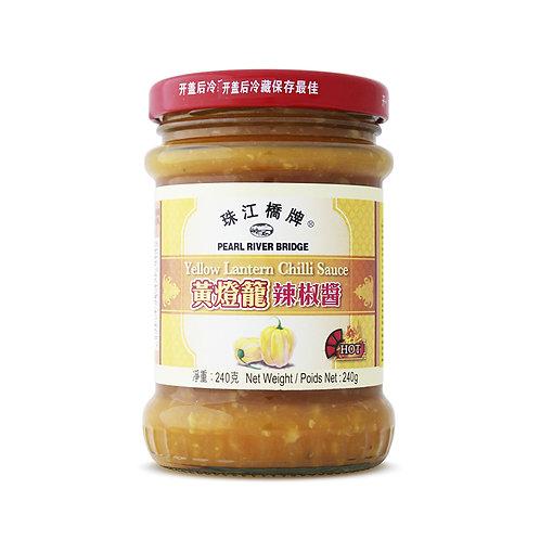 Соус из хайнаньского перца чили лантерн (желтый фонарь) PRB 240 г (24 шт.)