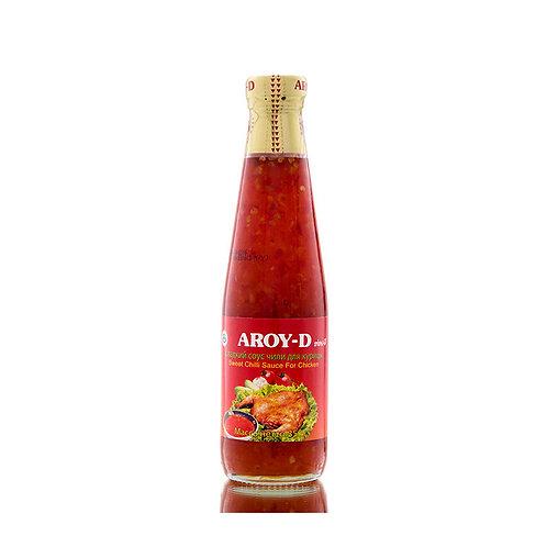 Сладкий соус чили для курицы AROY-D 350 г (24 шт.)