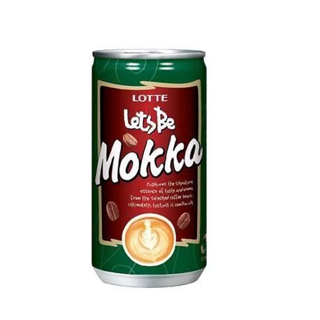 Кофейный напиток Lotte Let's Be Mokka 175 мл (30 шт.)