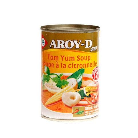 Суп «Том Ям» AROY-D 400 г (24 шт.)