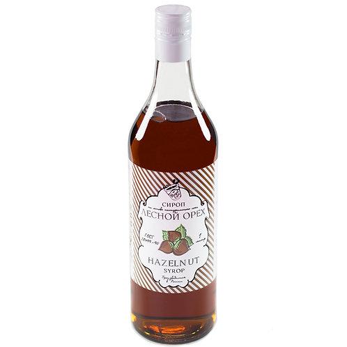 Сироп Royal Cane Лесной орех 1 литр, стекло (6 шт.)