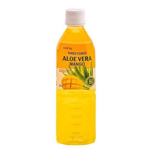Напиток Алоэ Вера LOTTE   Манго 0,5 л (20 шт)