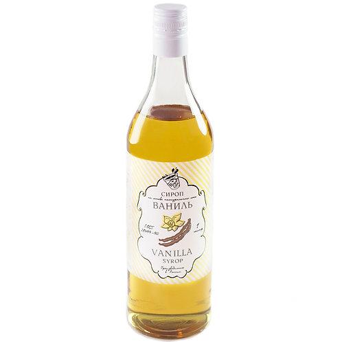 Сироп Royal Cane Ваниль 1 литр, стекло (6 шт.)