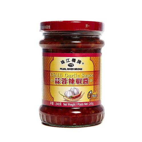 Соус «Чили с чесноком» PRB 240 г (24 шт.)