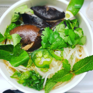 New Vegan Pho