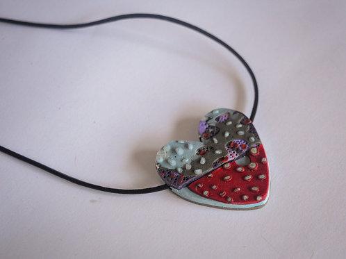 """Strawberry dream"" necklace"