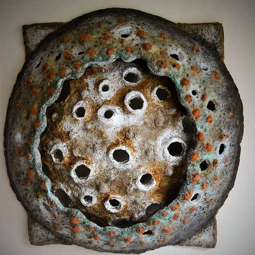 ''Craters''- mandala