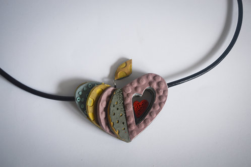 """To your Heart"" necklace"