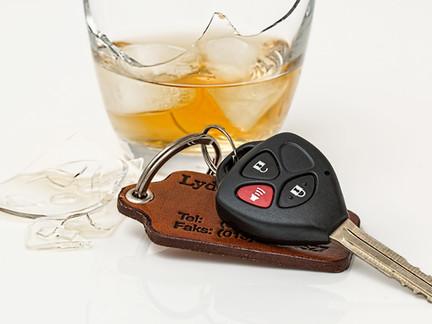 South Carolina Drunk Driver Car Wreck