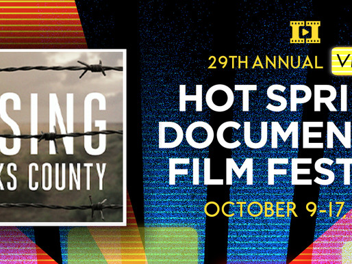 29th Hot Springs Documentary Film Festival Announces Rich Lineup of Films
