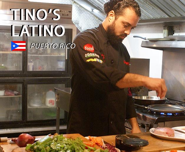Tino's Latino