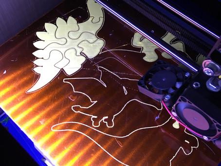 Gyerekek és a 3D nyomtatás