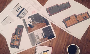 Coffe and architectural plans.jpg