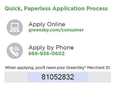 Quick paperless application process.JPG