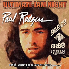A Night Of Paul Rogers