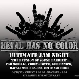 Metal Has No Color