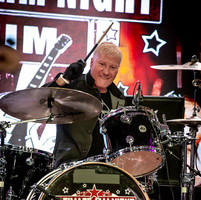 Gregg Bisonette of The Ringo Starr All S