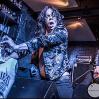 Eric Dover of Slash's Snake