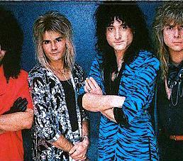 Quiet Riot 1986