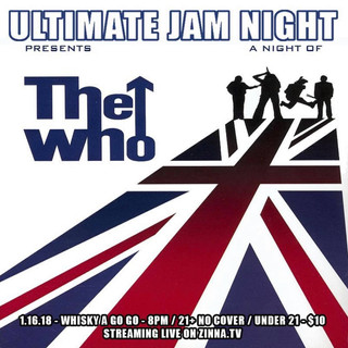 A Night Of The Who
