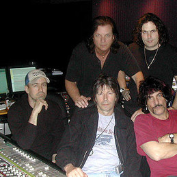 With Pat Travers, CarmIne Appice