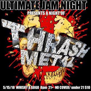 A Night Of Thrash Metal