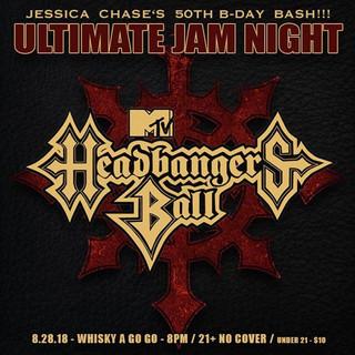 MTV's Headbangers Ball