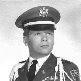 Cadet First Lieutenant Ridgewood Military Acedemy