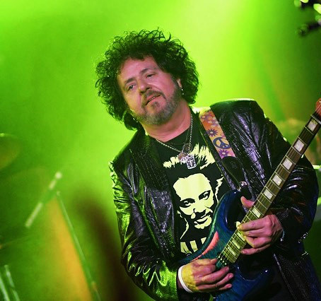 Steve Lukather of Toto