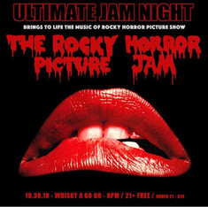 The Rocky Horror Picture Jam