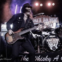 Chuck Wright of Quiet Riot