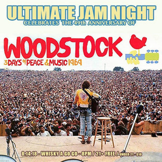 49th Anniversary of Woodstock
