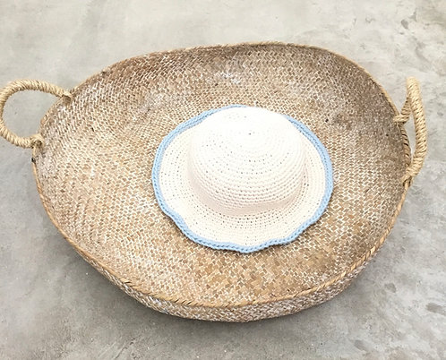 Crochet hat / chapéu de crochet