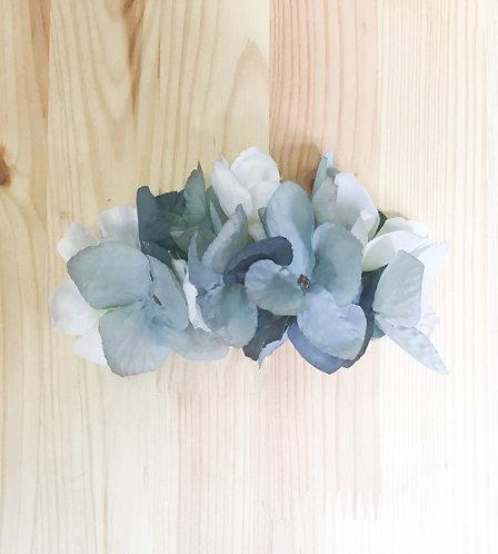 Flower Hairpin/ Gancho de flores para cabelo