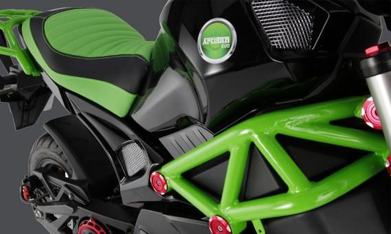 Artisan_Electric_EV0_Green_rechargeable_