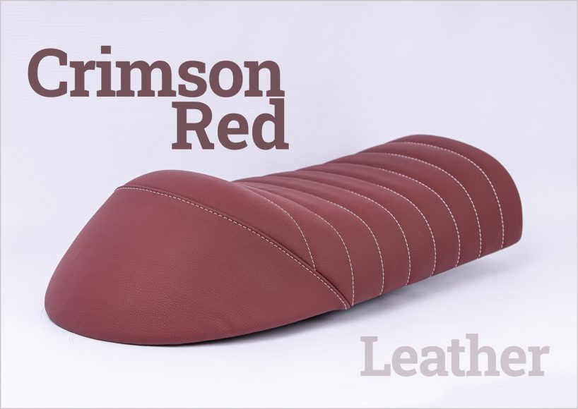 Horwin_CR6_Crimson_Red_Leather_Seat_Silv