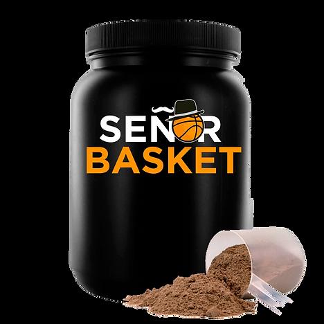 Suplemento basquetbol proteina señor bas