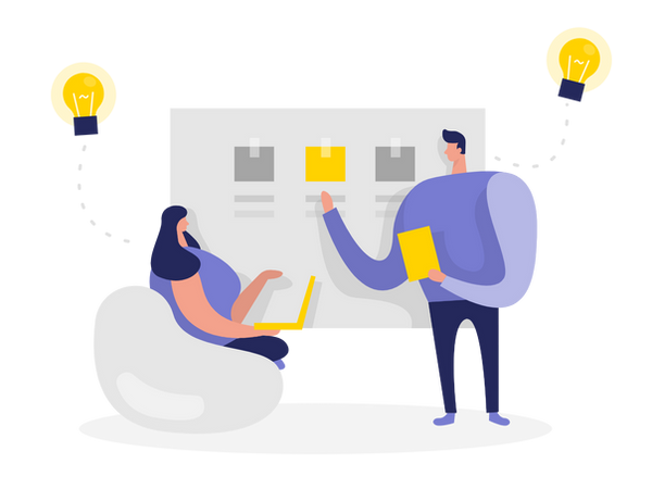 Design Sprint - Design Thinking - Graphi